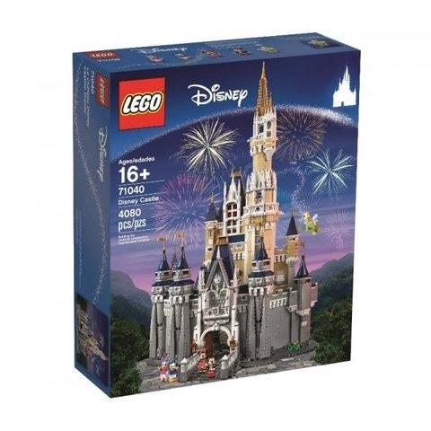 LEGO Disney: Замок Дисней 71040 — Disney Castle — Лего ДисLEGO Disney: Замок Дисней 71040 — Disney Castle — Лего Эксклюзив