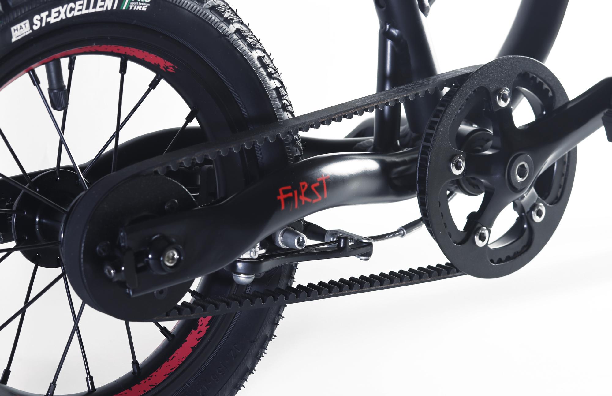 Комплект ременной трансмиссии велосипеда First