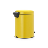 Мусорный бак newicon (5 л), Желтая маргаритка, арт. 112522 - превью 3