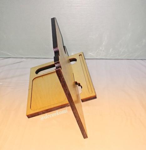 Органайзер подставка под телефон и часы