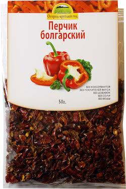 Паприка сушёная красная 'Здоровая еда'