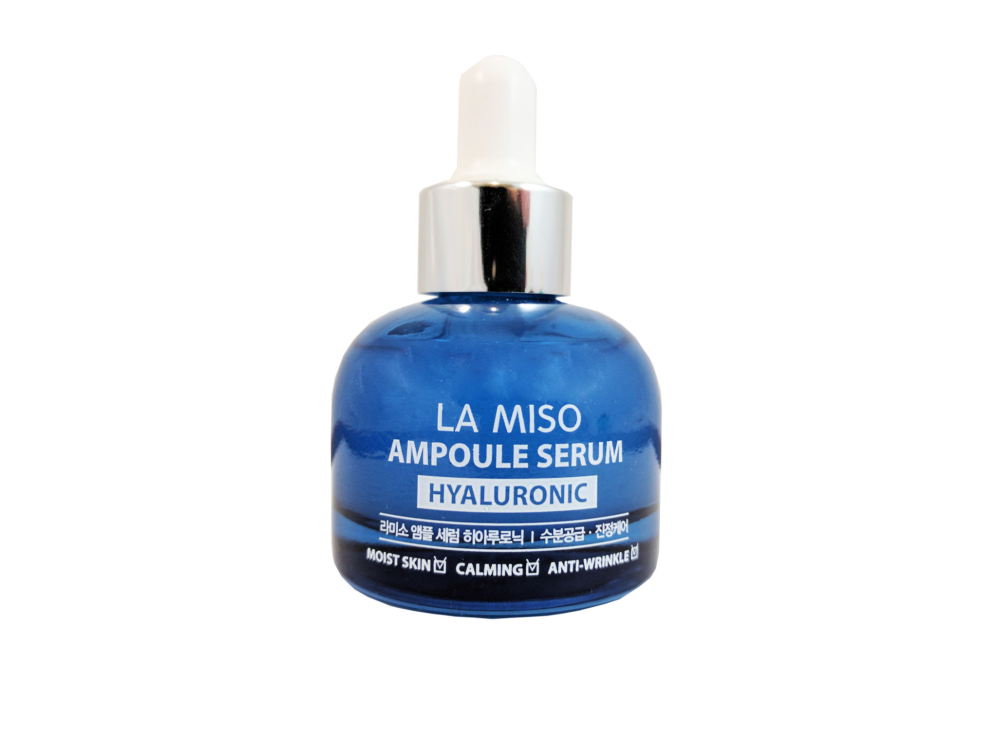 Восстанавливающая сыворотка для лица Ampoule Serum Hyaluronic от La Miso
