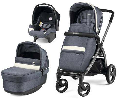 Коляска 3 в 1 Peg Perego Book S Pop-Up Modular