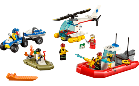 LEGO City: Набор для начинающих 60086
