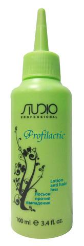 Лосьон против выпадения волос,Kapous Profilactic,100 мл