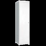 Шкаф металлический для уборочного инвентаря МСК - 649