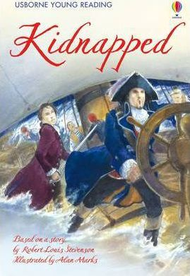 Kitab Young Reading Level 3: Kidnapped   Rob Lloyd Jones