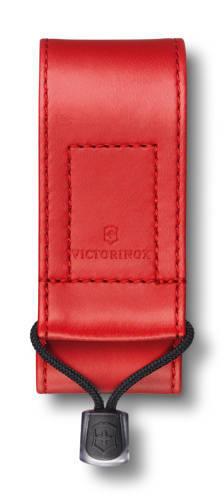 Чехол из искусственной кожи, красный, для Swiss Officers Knife 91 и 93 мм толщиной 2-4 уровня