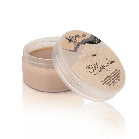 Мини Гель-крем для мытья волос МУСС ШОКОЛАДНЫЙ с какао, 75ml TM ChocoLatte