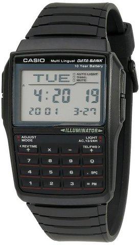 Купить Мужские электронные часы Casio DBC-32-1A по доступной цене
