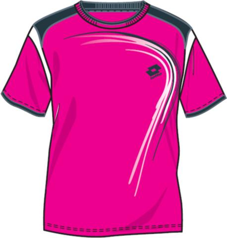 Футболка теннисная Lotto T-SHIRT TRAIL N5821