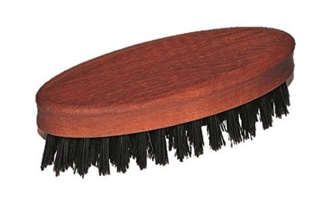 Щеточка для бороды малая из древесины и натуральной щетины Forster's