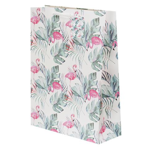 Пакет Flamingo&Leaves