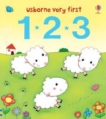 Kitab Very First 123 | Felicity Brooks