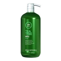Антибактериальное жидкое мыло - Paul Mitchell Tea Tree Liquid Hand Soap 300 мл