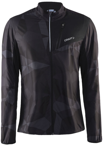 CRAFT DEVOTION RUN мужская куртка для бега