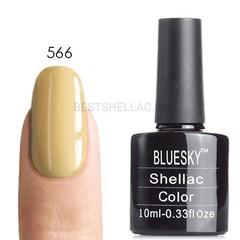 Гель-лак Bluesky № 40566/80566 Sun Blenched, 10 мл
