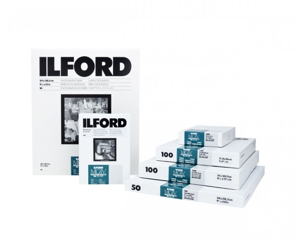 Ilford Multigrade IV RC De Luxe pearl