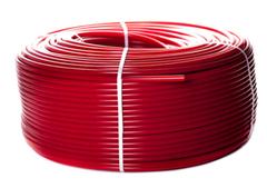Труба Stout 20 х 2,0 из сшитого полиэтилена PEX-a красная