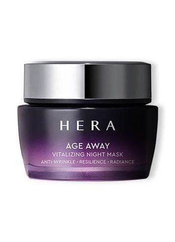 Ночная восстанавливающая маска Hera Age Away Vitalizing Night Mask