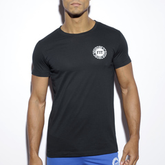 Футболка - Basic Fitness U-Neck T-Shirt