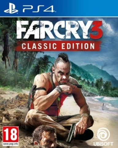 PS4 Far Cry 3: Classic Edition (русская версия)