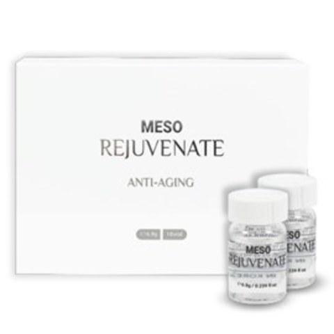 Мезо сыворотка PHYSIOLAB MESO REJUVENATE Anti-Aging 1 упаковка (10 ампул по 6,8 мл)