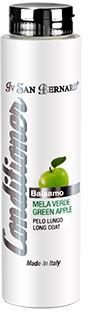 Груминг, уход за шерстью Кондиционер для длинной шерсти 300 мл, ISB Traditional Line PLUS Green Apple NEWBALM300.jpg