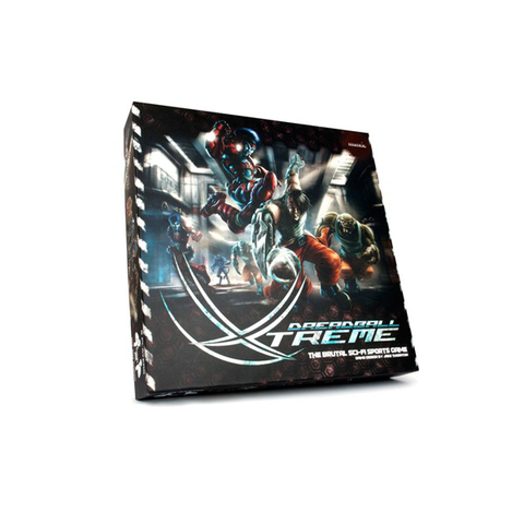 DreadBall Xtreme Boxed Game