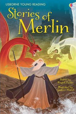 Kitab Young Reading 1: The Stories of Merlin | Russell Punter