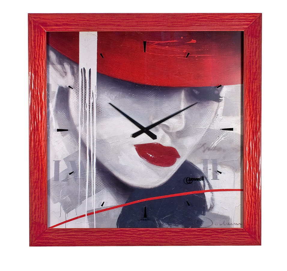 Часы настенные Lowell 11740