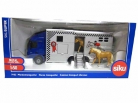 Siku. Перевозчик для  лошадей