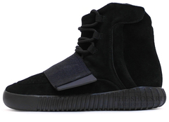 Кеды Мужские Adidas Yeezy Boost 750 All Black