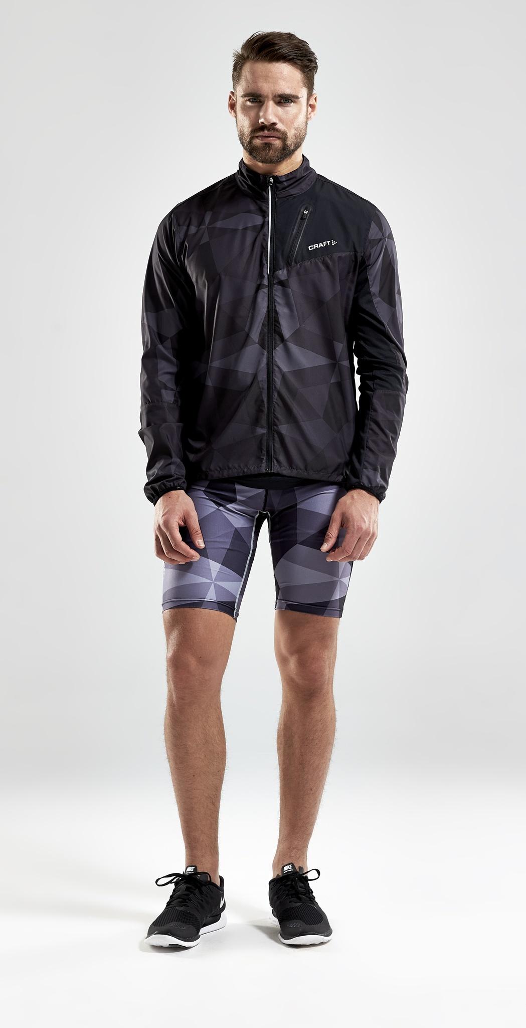 Мужская профессиональная куртка для бега Craft Devotion Run (1903196-2091)