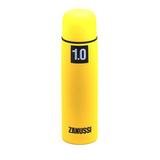 Термос желтый 1 л Cervinia, артикул ZVF51221CF, производитель - Zanussi