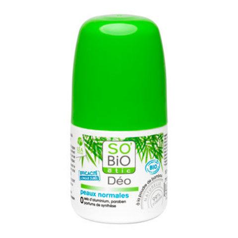 Дезодорант для нормальной кожи