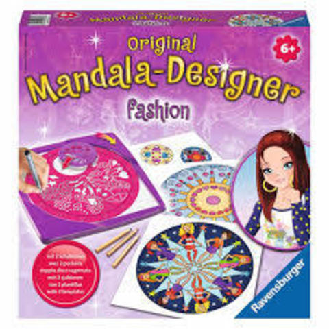 2in1 Mandala Fasion