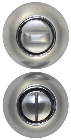 Фурнитура - Завёртка  Vantage BK L, цвет хром матовый  (гарантия - 12 месяцев)
