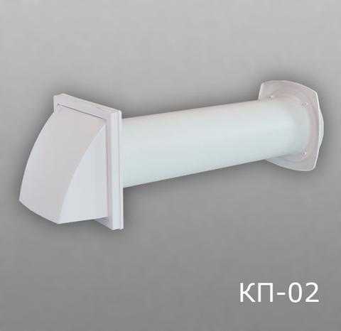 Клапан приточный Эра 12,5КП1-02 1м