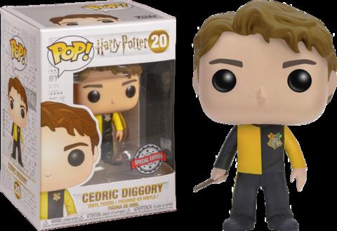 Фигурка Funko Pop! Movies: Harry Potter - Cedric Diggory (Excl. to Hot Topic)