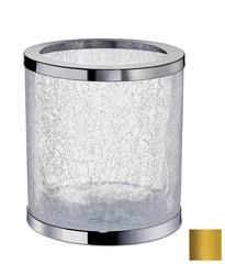 Ведро для мусора без крышки Windisch 89164O Cracked Crystal