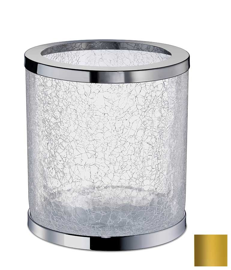 Ведра для мусора Ведро для мусора без крышки 89164O Cracked Crystal от Windisch vedro-dlya-musora-bez-kryshki-89164o-cracked-crystal-ot-windisch-ispaniya.jpg