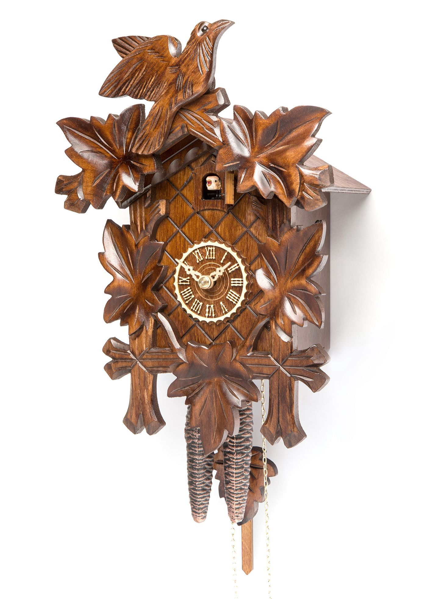 Часы настенные Часы настенные с кукушкой Tomas Stern 5007 chasy-nastennye-s-kukushkoy-tomas-stern-5007-germaniya.jpg