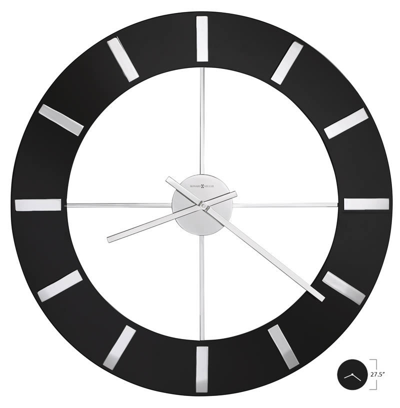 Часы настенные Howard Miller 625-602 Onyx