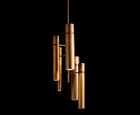 replica TUBULAR LIGHT HENGE 5 lights