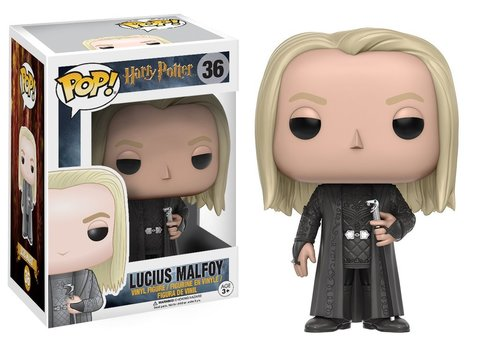 Фигурка Funko POP! Vinyl: Harry Potter: Lucius Malfoy 11557