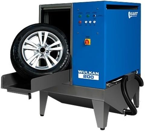 Мойка колёс Kart Wulkan 200