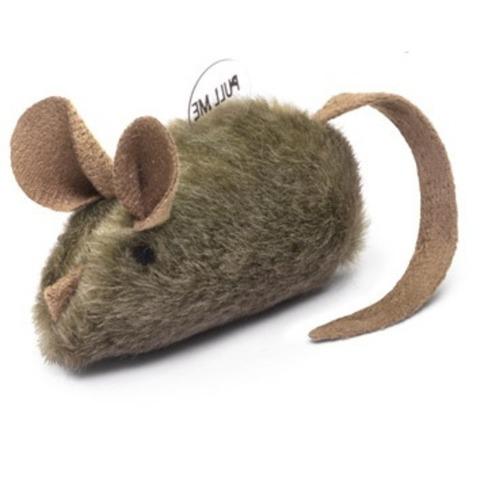 NEMS игрушка для кошек мышь с чипом 8 см