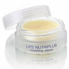 Питательный бальзам для губ (Eldan Cosmetics | Premium lips treatment | Lips nutriplus), 15 мл