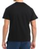 Мужская футболка асикс Promozionali black (T207Z9 0090)